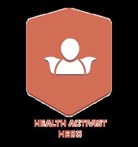 WEGO Health nominee for Health Activist Hero