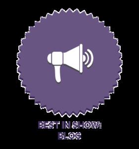 WEGO Health WINNER for Best in Show: Blog