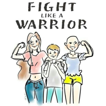 Fight Like A Warrior