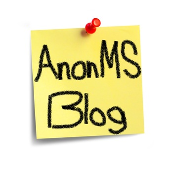 AnonMS Blogger