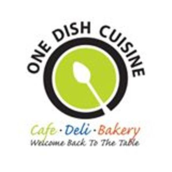 One Dish Cuisine Cafe, Deli & Bakery