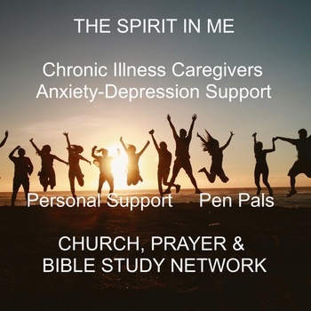 The Spirit In Me: Online Church, Prayer and Bible Study Network