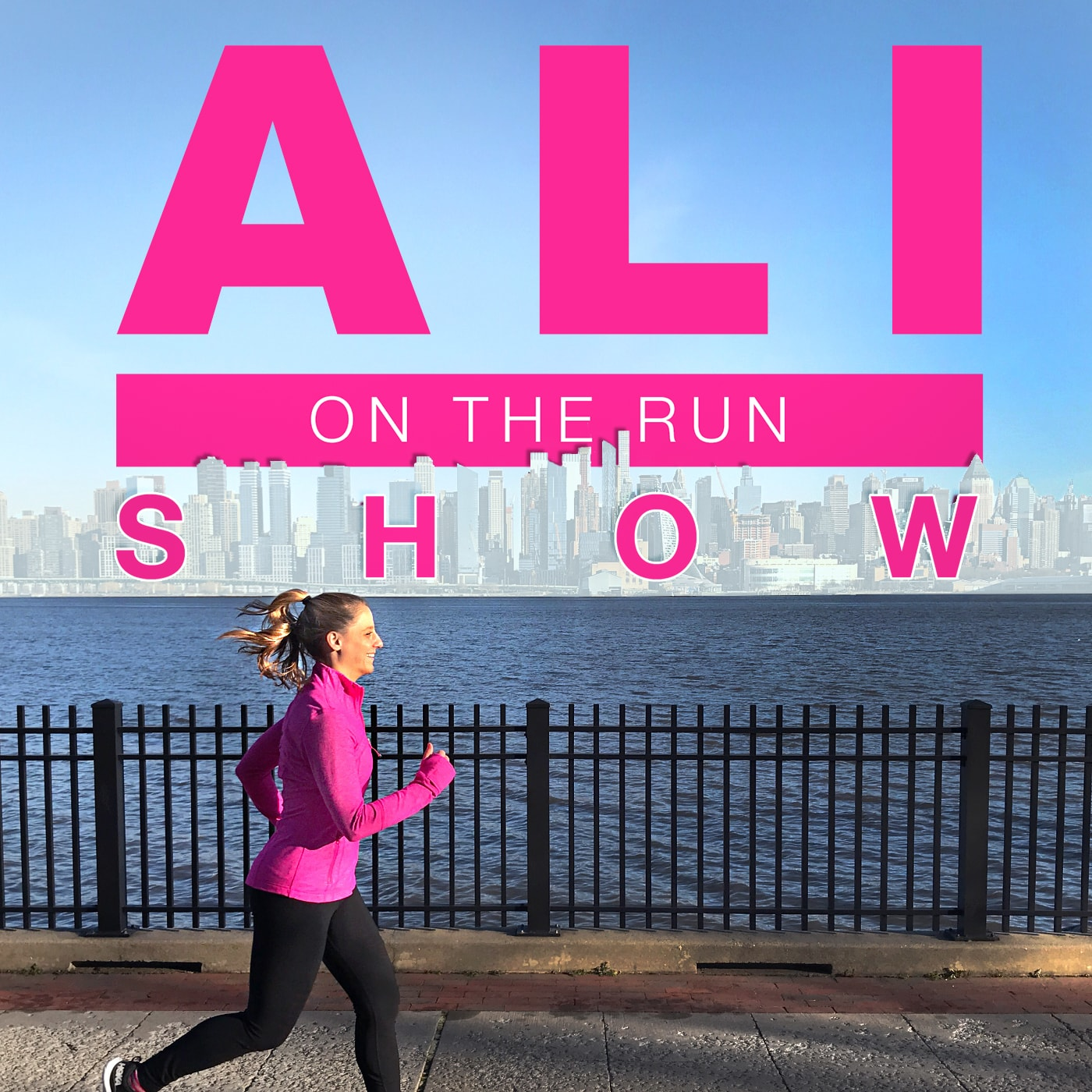 Ali on the Run Show