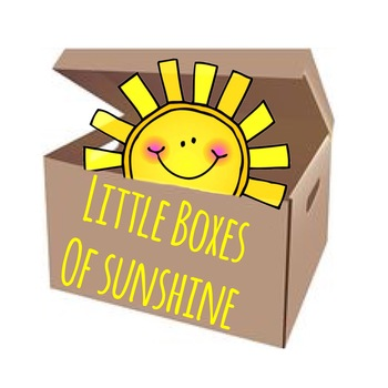 Little Boxes of Sunshine