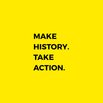 Make History. Take Action. | Co-founded by Amanda Gorman PhDc & Rachel Teixeira BSN, RN